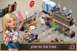 My Cafe: Recipes & Stories Apk v2017.2 Mod (Unlimited Money)