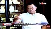 Purnawirawan TNI Tersangka Makar, Jenderal Gatot Bersuara Lantang