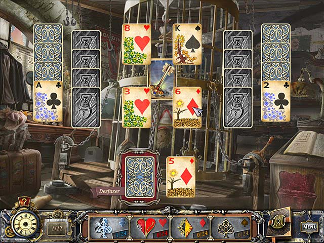 Solitaire Mystery - Four Seasons