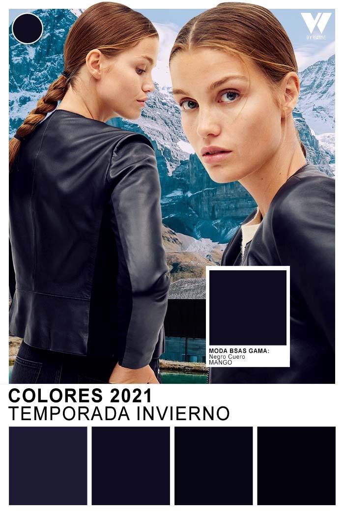 Outfits otoño invierno 2021 colores de moda 2021