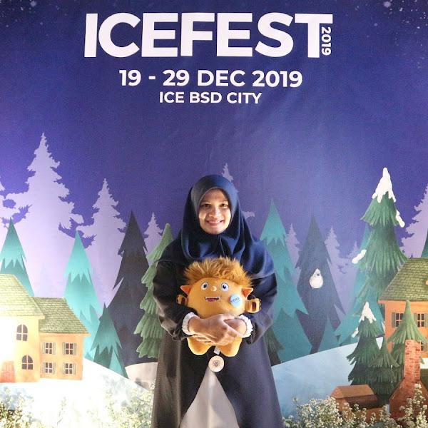 ICEFEST Festival Keluarga Ala Desa Musim Dingin