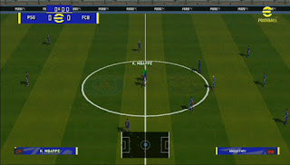 Download eFootball PES 2022 PPSSPP Fix Extreme Mode High Graphics & Fix UCL And Fix Line Up/Start XI
