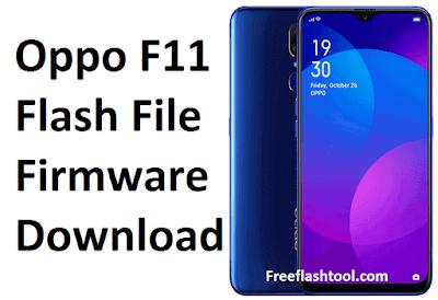 Oppo-F11-CPH1911-Flash-File