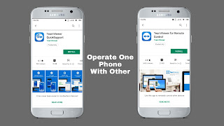 TeamViewer and TeamViewer for Remote Control