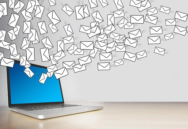 New Update - Beware of fake mail