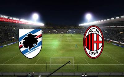 مشاهدة مباراة ميلان وسامبدوريا 29-7-2020 بث مباشر في الدوري الايطالي