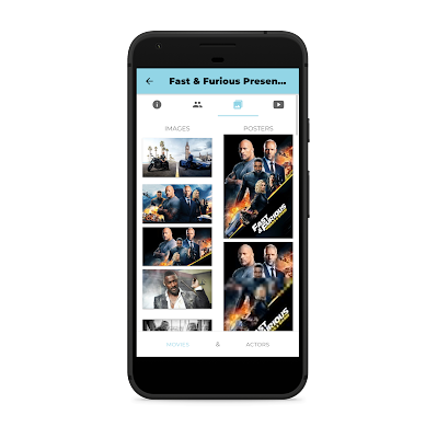 The film Data Base Ionic Android Application - 10