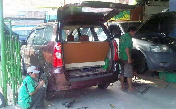 Grand New Avanza Limbung Yaris Trd Sportivo Cvt Info Mobil Dan Berita Terbaru Ganti Suspensi Toyota Lawas Kenyamanan Ala Mobkas Eropa