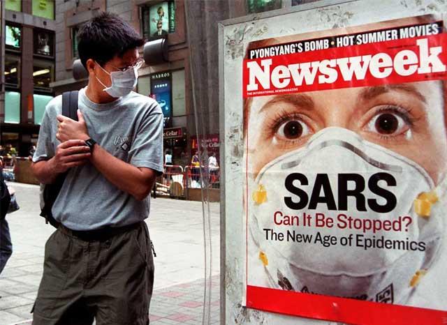 Sars Poster