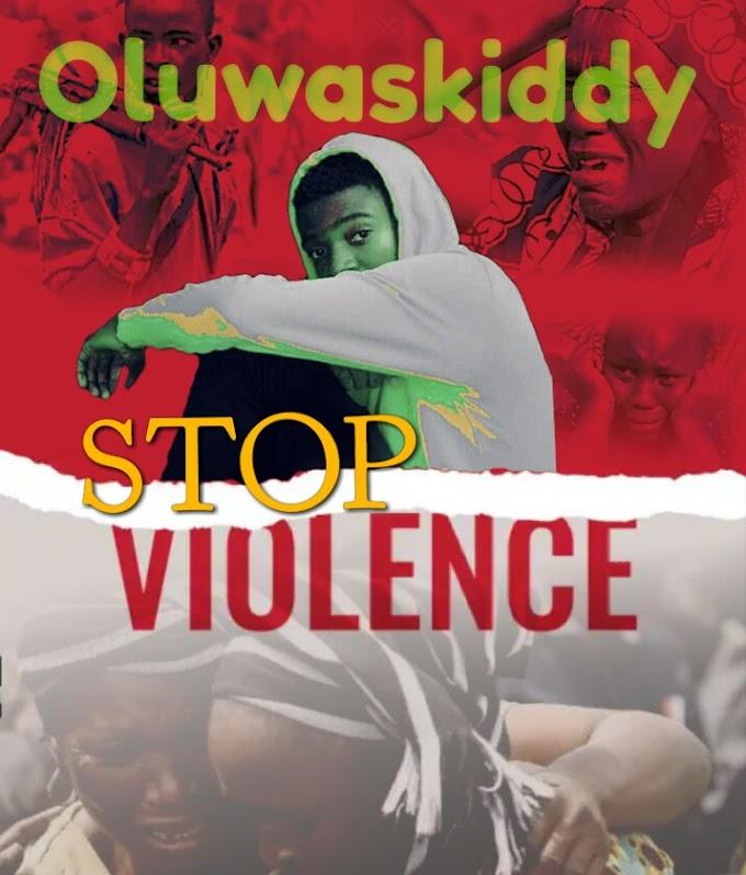 Oluwaskiddy - Stop Violence