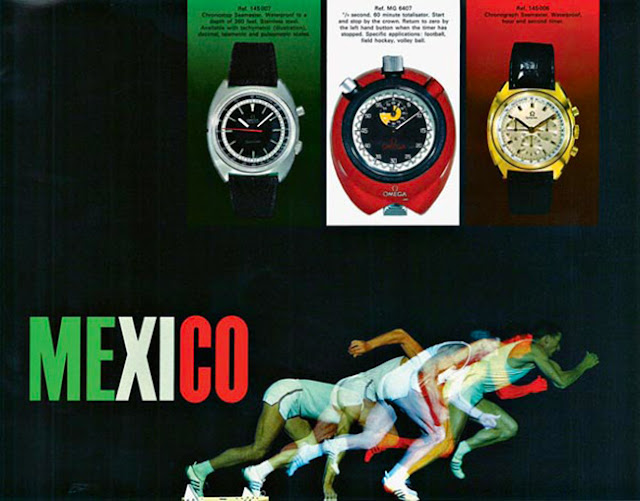 1968 Mexico City Olympic Games