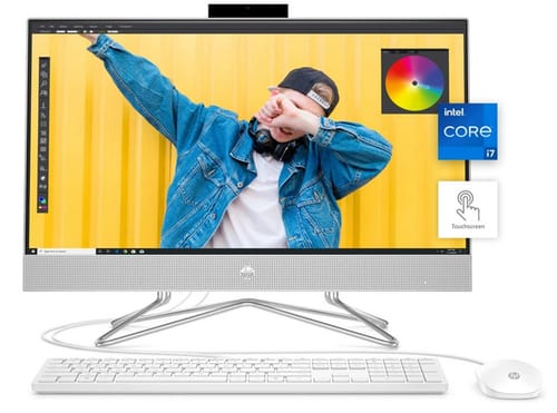 HP 24-dp1280 Full HD 23.8 Touchscreen All-in-One PC