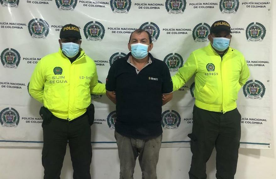 https://www.notasrosas.com/Policía Guajira captura en Fonseca, a otro integrante del Cartel De Los Más Buscados