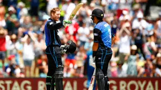 New Zealand vs Sri Lanka 5th ODI 2016 Highlights