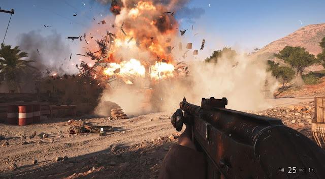 Imagem do Battlefield V