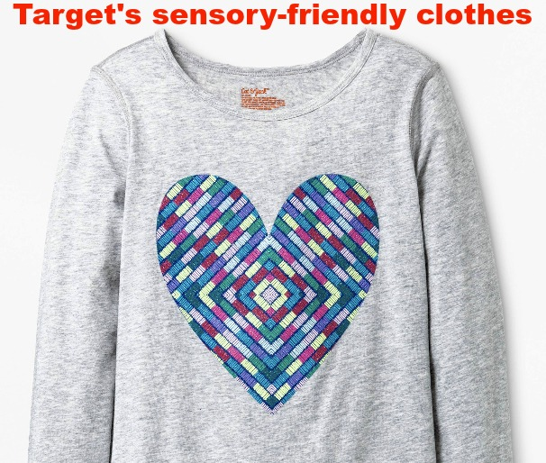 that max target s new sensory friendly clothes