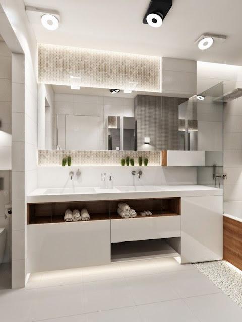Small Size Bathroom Interior Design