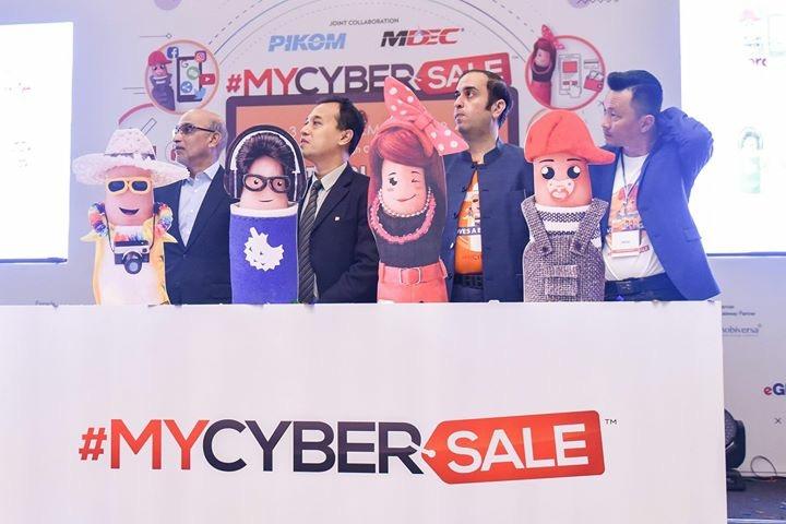 #MYCYBERSALE 2018