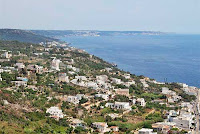 Panorama di Marina Serra