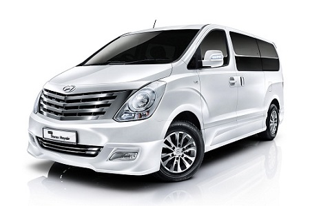 Mobil Hyundai Starex Mover