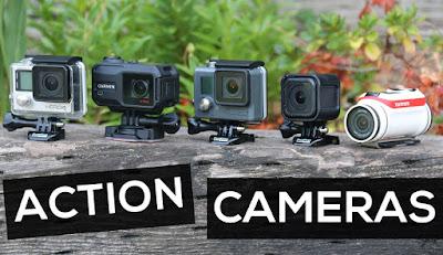 Tips Menentukan Kualitas Action Camera