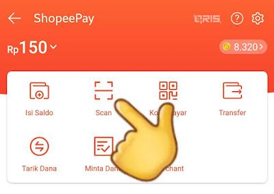 Cara Tarik Uang ShopeePay yang Belum Terverifikasi Shopeepay Plus (KTP)