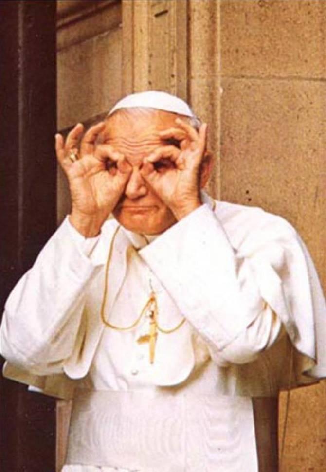 Pope John Paul II | Karol Józef Wojtyła later known as Pope John Paul II