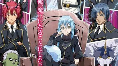 Rekomendasi Anime Winter 2021