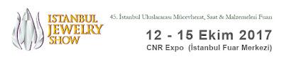 Istanbul Fuar Merkezi Mücevher Kuyumculuk Fuarı
