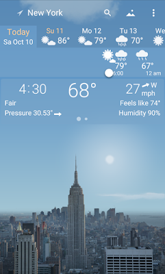 YOWINDOW WEATHER – UNLIMITED APK FOR ANDROID