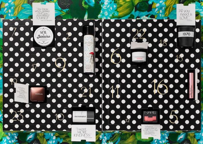 Here are the contents and spoilers of the ELLE Luxury Beauty Advent Calendar 2018, and a 10% discount code.
