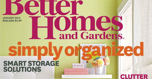 Better Homes and Gardens - Simply Organized +Smart Storage Solutions