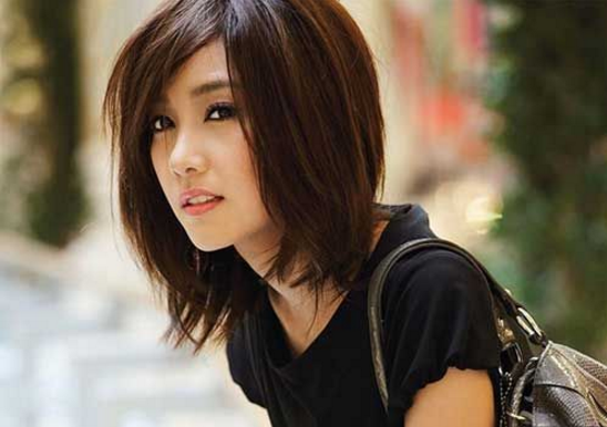 53 Potongan Rambut Pendek Wanita Cantik