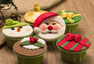 Yeni Yıl Cupcake Tarifi Yapımı