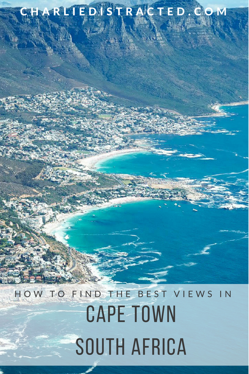 The best views in Cape Town