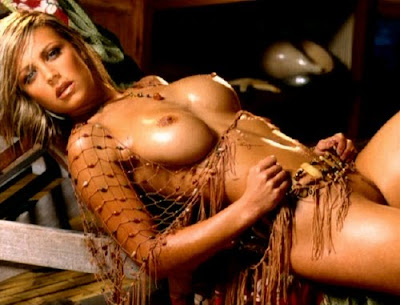 Sarah survivor nude