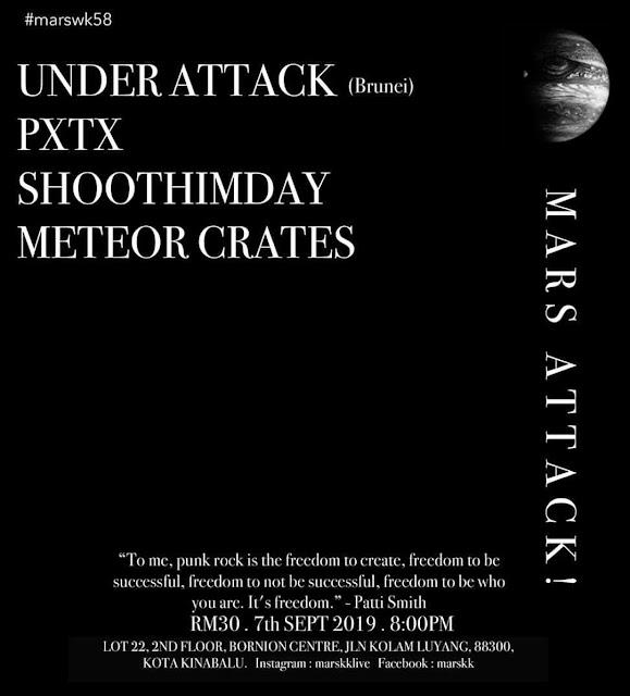 MARS ATTACT