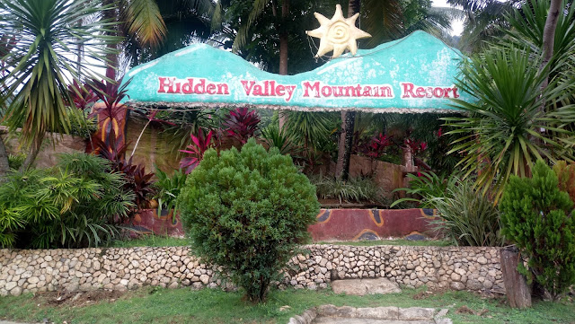 Hidden Valley Mountain Resort in Pinamungajan Cebu