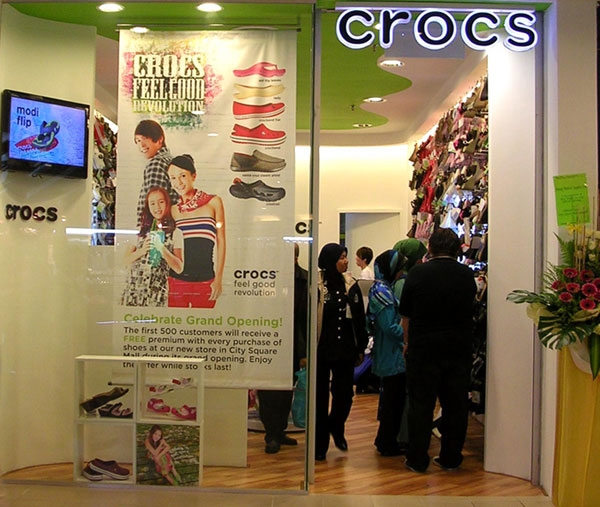 70422ce5e Crocs Warehouse Stock Clearance Sale at Johor (19 August - 21 August ...