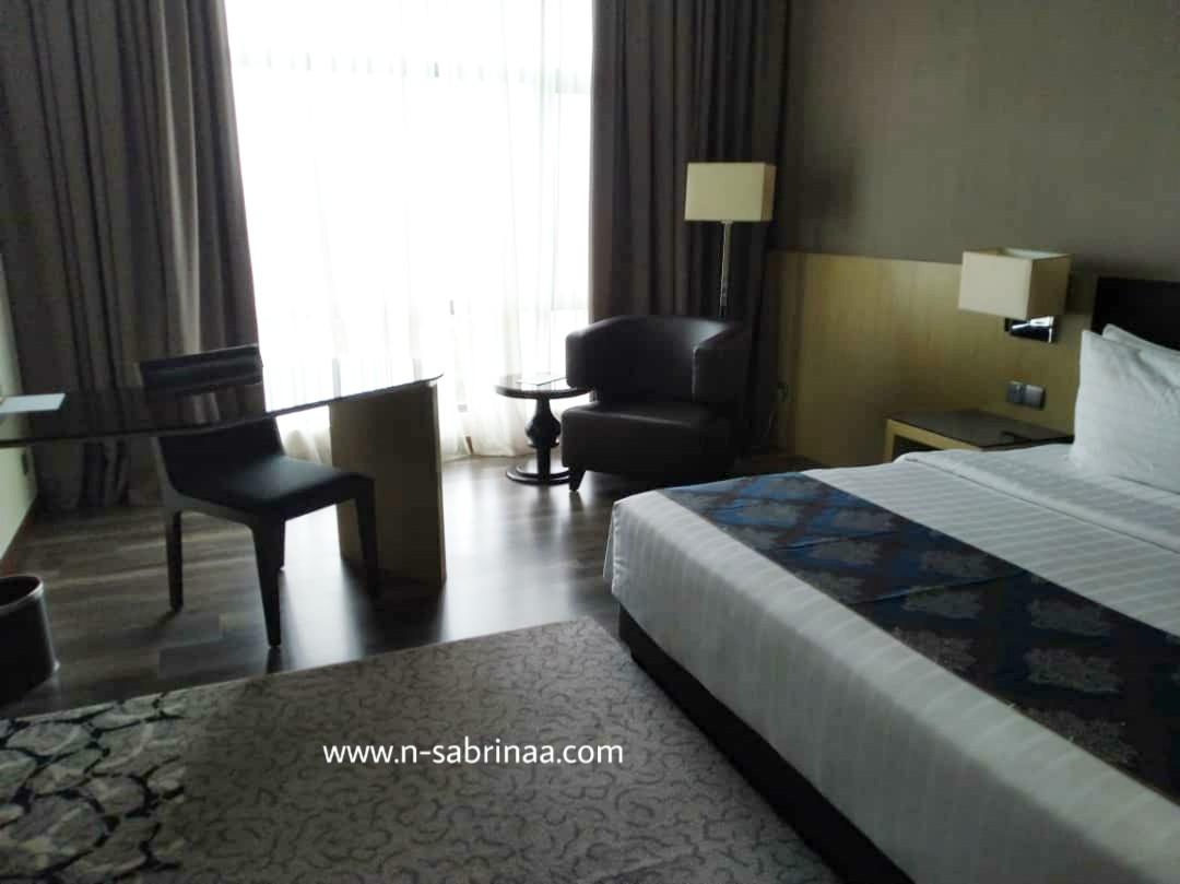 Pengalaman di hotel the light pulau pinang