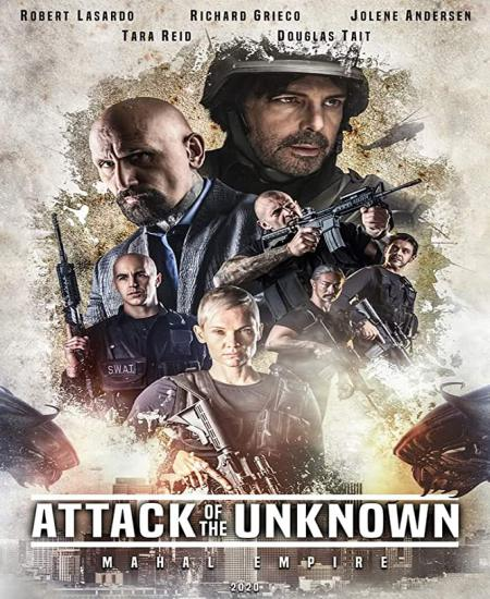 Attack of the Unknown (2020) English 480p WEB-DL 350MB
