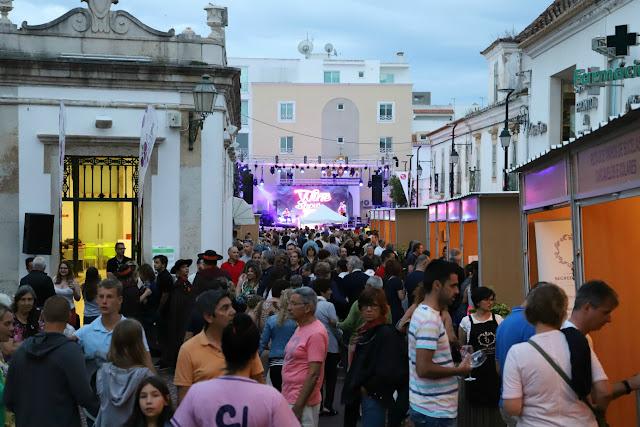 Lagoa Wine Show atraiu apreciadores de vinho e fado ao centro da cidade