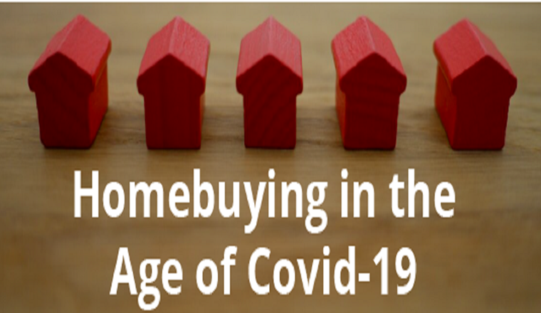 Homebuying in the Age of Covid-19 #infographic