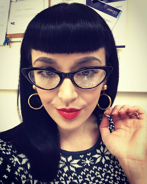 Pinup Earrings Tunnels Plugs Luxulite