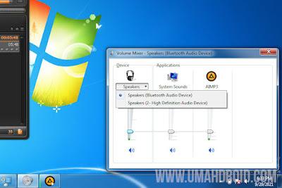 Setting Volume Bluetooth Windows