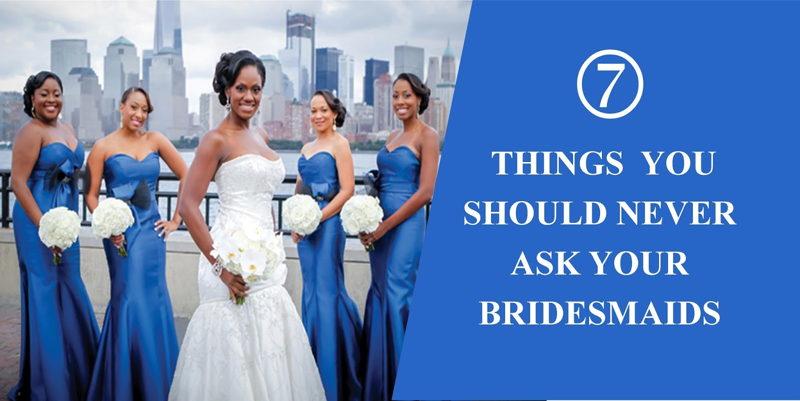 14539b989cb Beautiful Brides Magazine  7 Things You Should Never Ask Your ...