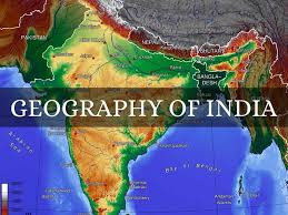 Geography Of India Pdf File