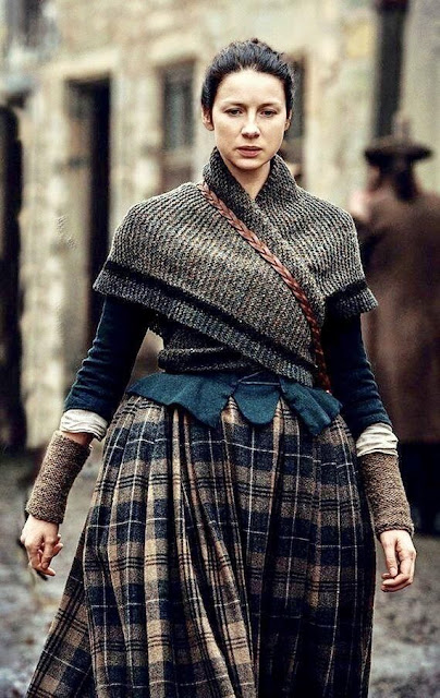 Outlander Style as Inspiration