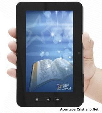 Bible Tablet para el cristiano de hoy