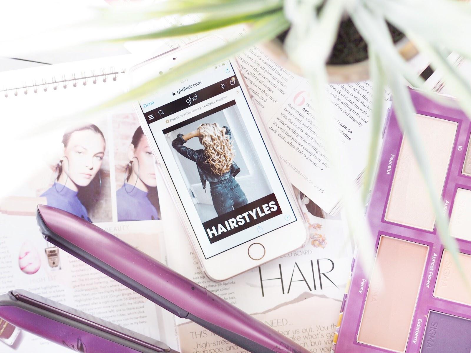 ghd hairstyle hub
